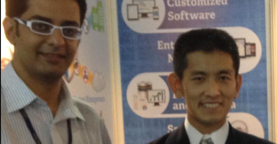 India Soft ECS Visit 2013